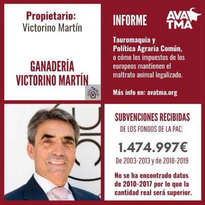 Copia de Ganadería Vitorino Martín